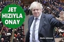 Brexit Anlaşması İngiliz Parlamentosu'ndan Geçti