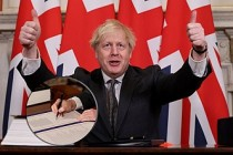Brexit'e, Boris Johnson'dan Son İmza