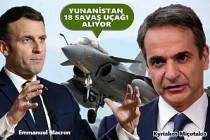 Macron, Türkiye'ye Diklenmenin Mükafatını Aldı!