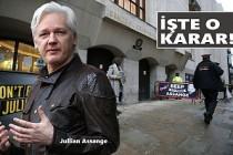 Mahkemeden, WikiLeaks'in Kurucusu Assange Kararı