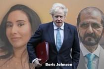 """Boris Johnson'dan, 'Rehin Prenses' İçin """"Endişeliyim"""" Açıklaması"""