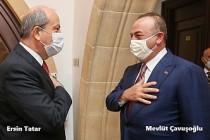 Çavuşoğlu Tatar Görüşmesi: AB Karar Verici Konumda Değil