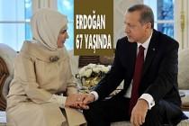 Emine Erdoğan, Eşinin Doğum Gününü Twitter'den Kutladı