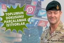 İngiliz Generale Göre, 'Düşman Sosyal Medyada!'