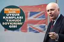 """İngiliz Hükümetine """"Çin'le Ticaret Anlaşması Yapılmasın"""" Çağrısı"""