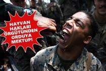 İngiliz Ordusuna 'Canlı Sürüngen Yemeyin' Uyarısı