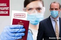 İngiltere'nin 'Aşı Pasaportu' Paranoyası!