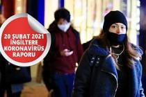 İngiltere'de Virüsten Can Kaybı 120 Bini Geçti