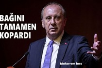 Muharrem İnce, CHP'den İstifa Etti