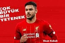 Ozan Kabak'a Jürgen Klopp'tan Övgü