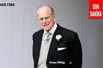 Prens Philip Hastaneye Kaldırıldı