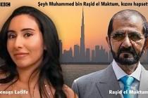 Rehin Prenses'in Görüntüleri BBC'de