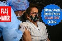 AstraZeneca Aşısı İçin Son Dakika Açıklaması