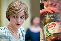 Emma Corrin Yediği Türk Turşusunu Paylaştı