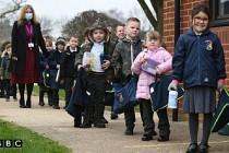 İngiltere'de Okullarında Yüz Yüze Eğitime Başlandı