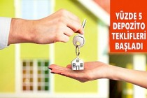 Mortgage'de 'Düşük Depozito' Dönemi