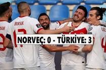 Noveç'i 3-0 Yenen Türkiye, 2'de 2 Yaptı