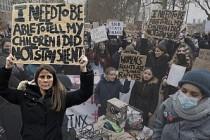 Polisin Sert Müdahalesi Londra'da Protesto Edildi