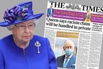 The Times'tan Şok İddia: Kraliçe O Açıklamayı İmzalamadı