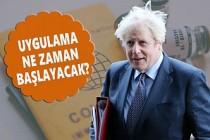 Boris Johnson, 'Aşı Pasaportu'nda Kararlı