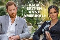 Harry İle Meghan'ın Kızı Hangi Ülke Vatandaşı Olacak
