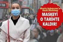 İngiltere'de Bilim İnsanlarından Hükümete, 'Maskesiz Yaşam' Çağrısı