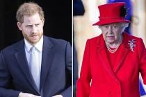 Prens Harry, Kraliçe'nin Doğum Gününe Kalmadı