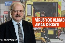 İngiliz Profesörden Son Dakika 'Virüs' Uyarısı
