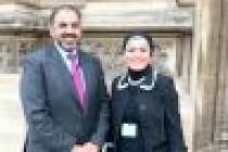 Abbas, Türkmenlerin sorunlarını İngiliz Parlamentosuna taşıdı