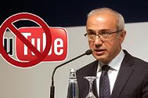 Bakan Elvan'dan Youtube flaş açıklaması!