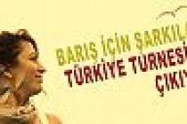 Barış İçin Şarkılar, Türkiye turnesine çıkıyor