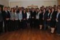 Başkonsolos Demirok'tan, genç hukukçulara davet