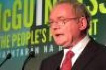 Birleşik İrlanda için Sinn Fein adımı