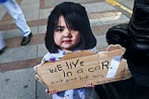 Britanya'da 90 bin çocuk sokakta