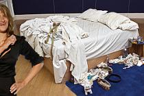 Bu dağınık yatak rekor fiyata satıldı!