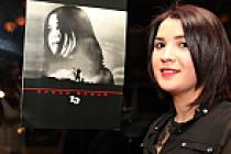 Canan Sağar, '13' albümünü Londra'da tanıttı