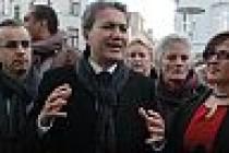 Emir Kır, Brüksel'de belediye başkanı oldu