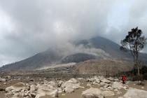 Sinabung yanardağından ölüm yağdı
