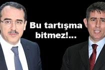 Ergin-Feyzioğlu arasında 'demokratik seçim' tartışması