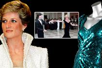 Eşini sevindirmek için Diana'nın elbisesini aldı