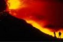 Etna yanardağı korkuttu