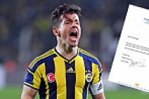 Fenerbahçe, Emre Belözoğlu'nu teşekkürle gönderdi