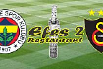 Fenerbahçe - Galatasaray derbisi için Londra'da Efes Organizasyonu