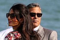 George Clooney dünyaevine girdi