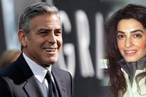 George Clooney'in nişanlısı Osmanlı kökenli