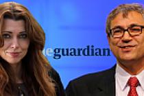Guardian'dan Elif Şafak ve Orhan Pamuk için şok iddia!