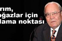 Halil İnalcık'tan flaş 'Kırım' açıklaması!