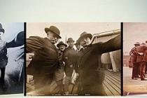İlk 'selfie' pozunu 100 yıl önce çekmişler