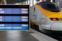 Londra'dan Avrupa'ya tren seferleri başladı