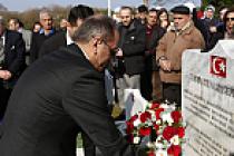 İnglitere'de 18 Mart Çanakkale Zaferi ve Şehitler Günü